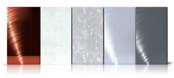 ejes y mayor espesor de material se confiere al panel una mayor resistencia a las vibraciones que pudieran producirse por el viento fachada ventilada
